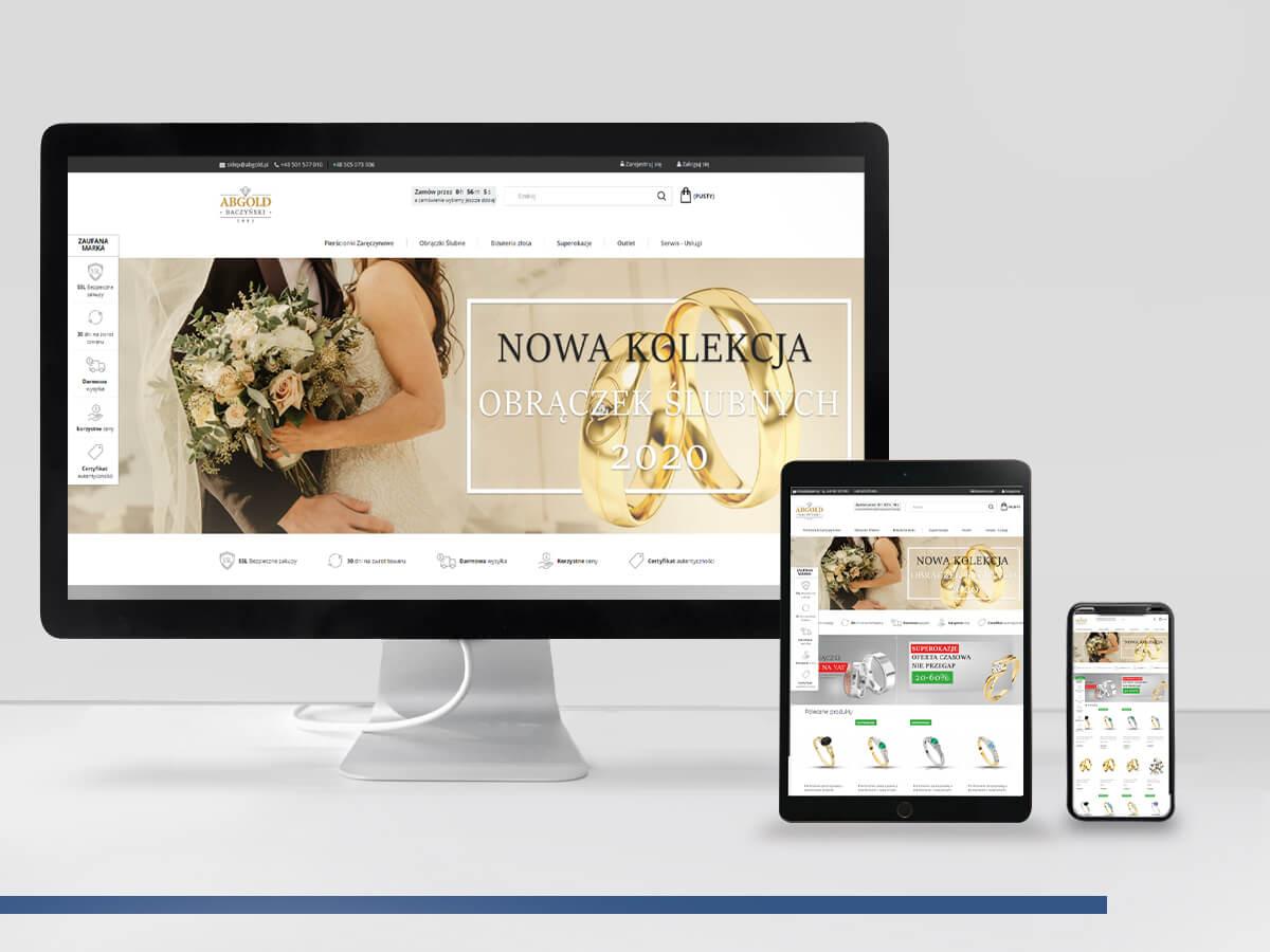 AB Gold - sklep internetowy